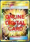 1X Metal Goggles 195/181 Team Up SR Pokemon TCG Online Digital Card