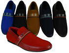 MEN'S GIOVANNI SHOES DRESS LOAFER CASUAL SLIP-ON PROM FORMAL WEDDING LIMITED
