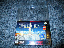 Sid Meier's Civilization *Super Nintendo * SNES BRAND NEW FACTORY SEALED H SEAM
