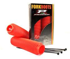 Fuelles de Horquilla PROGRIP Rojos 42/45 Fork Boots