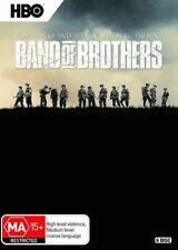 164a Region 4 DVD Band of Brothers 6 Disc Set