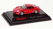 **Vollmer 1673 H0 Porsche Cayman S, rot, Neu, OVP**