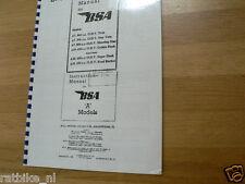 B0116 BSA---INSTRUCTION MANUAL A7-500ccOHV(TWIN+STARTWIN+SHOOTING STAR)---+A10-6