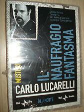 DVD N° 24 IL NAUFRAGIO FANTASMA MISTERI D'ITALIA BLU NOTTE CARLO LUCARELLI