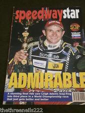 SPEEDWAY STAR - LEIGH ADAMS - JULY 19 2003