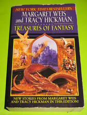 Treasures of Fantasy Margaret Weis Tracy Hickman Good Cond pb