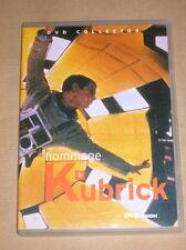 RARE DVD PROMO / DOSSIER : HOMMAGE A KUBRICK / TRES BON ETAT