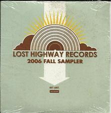 JOHNNY CASH Donovan Frankenreiter GOLDEN SMOG PROMO DJ CD SEALED 2006  Jayhawks