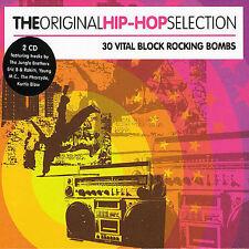 V/A-Original Hip Hop Select...-`Erik B & Rakim,Tom Tom Club,Spoonie G,Kur CD NEW
