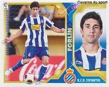 N°05A DANIEL FORLIN # ARGENTINA RCD.ESPANYOL STICKER CROMO PANINI LIGA 2012