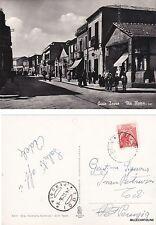 # GIOIA TAURO:  VIA ROMA  1956
