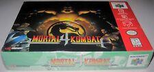 Mortal Kombat 4 (Nintendo 64) ...Brand NEW!!!