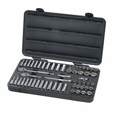 "GearWrench 3/8"" inch drive Aviation Mechanic Master Socket Set AF SAE METRIC"