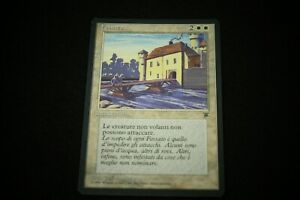 Moat (Italian) - Legends - Mint Gradable - MTG Magic the Gathering - NO RESERVE