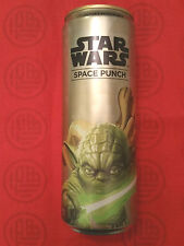 STAR WARS FORCE AWAKENS YODA SPACE PUNCH LIMITED EDITION CAN -335ml EMPTY