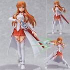 13CM Sword Art Online Yuuki Asuna Action Figure SAO Girl Collection Toys In Box
