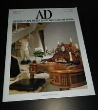 Architectural Digest Magazine Back Issues | EBay