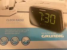 Grundig Wecker Clock Radio Sonoclock 490 Neu Ovp