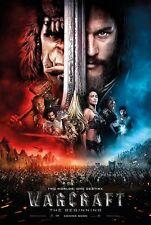 "Warcraft movie poster (b) World Of Warcraft poster  - 11"" x 17""  (2016)"