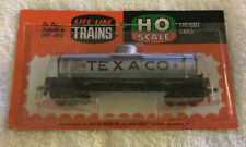 LIFE-LIKE HO Tank Car -Texaco