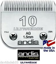 Andis AG/BG UltraEdge 10 Blade*Fit Oster A5,Most Wahl,Laube Clipper*Pet Grooming