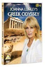 Joanna Lumley's Greek Odyssey Lumleys Region 2 DVD