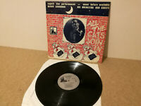 BENNY GOODMAN and guests Live vinyl lp record - All the cats join in
