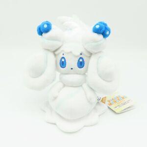 Pokemon Alcremie Plush Milky Salt S size Toy 18cm Tall SANEI BOUEKI