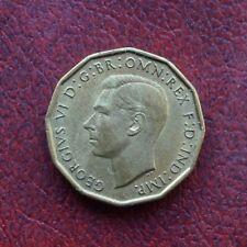 Giorgio VI 1943 in ottone Soldini