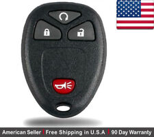 1 New Replacement Keyless Entry Remote OUC60270 For Cadillac Chevrolet GMC Buick