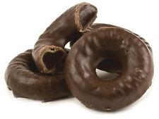 SweetGourmet Joyva Chocolate Covered Orange Jelly Rings - 1Lb FREE SHIPPING!