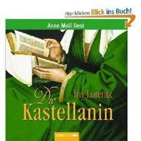 INY LORENTZ - DIE KASTELLANIN 6 CD HÖRBUCH NEW