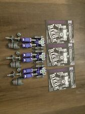 Transformers War For Cybertron Lot Of 3 Refraktors