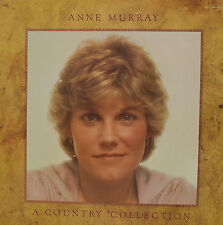 """ANNE MURRAY - A Country Collection Capitol 064-86 078 12 """" LP (R887)"""