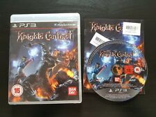 Knights Contract - PlayStation 3 - Free, Fast P&P! - Knight's, Bandai