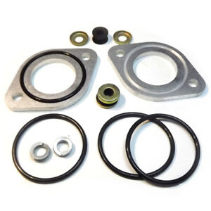 Weber 40 DCOE, Dellorto DHLA, Solex ADDHE alloy anti vibration soft mount kit +