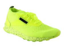 NEW inbox Reebok Zoku Runner ULTk IS Running Shoes solar yellow neon men's 11 US