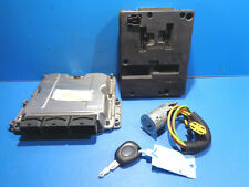 RENAULT SCENIC 1 PHASE 2 1.9 DCI KIT CALCULATEUR MOTEUR 0281010843 - 8200091416
