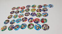 36 CHESTER CHEETAH BLUE AND ORANGE TAZOS TAZOS FROM 90S!