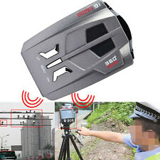 V9 12V Car Anti-Police LED GPS Radar Detector 16 Band 360 Degree Laser VG-2