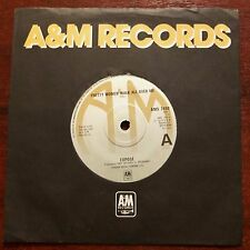 "EXPOSE PRETTY WOMEN WALK ALL OVER ME 7"" A&M (1979) EX UK AMS 7490"