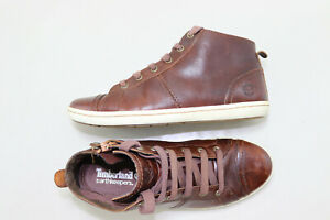 Timberland  Chaussures Cuir Marron Taille 38 TBE