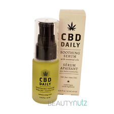 CBD Daily Soothing Serum THC Free Essential Oil Muscle Joint Pain Relief .67 oz