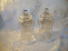 Pair of Home Interiors Hummingbird Votive Candle Holders Sconce