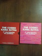 THE COSMO KAMA SUTRA by Cosmopolitan - 2004 Hardcover Book