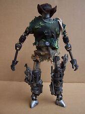 THE HANGMAN One Of A Kind Orig Design Art Robot Cowboy Western SUPER RARE OOAK