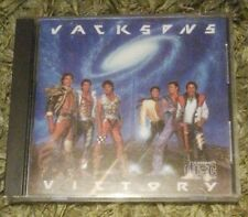 JACKSONS VICTORY CD JAPANESE ISSUE EPIC