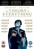 The Theory Of Everything DVD New & Sealed  5053083028152
