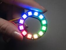 NeoPixel Ring - 12 x SK6812 5050 RGB LED with Integrated Drivers