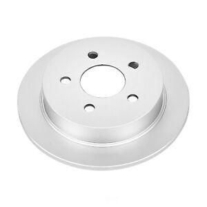 Disc Brake Rotor-Rear Genuine Geomet Coated Rotor Rear Power Stop AR8258EVC